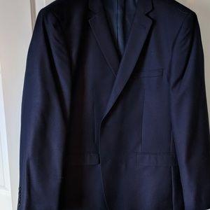 Perry Ellis Portfolio Suit Jacket-46 Regular Slim
